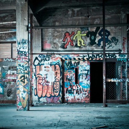 Backdrop: Graffiti