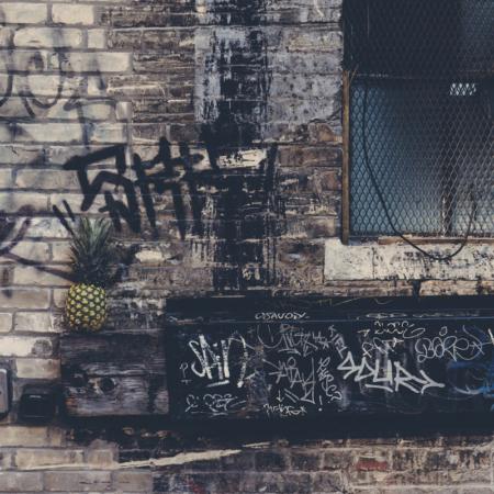 Backdrop: Hidden Ananas
