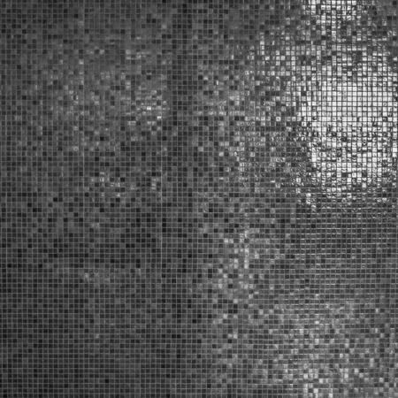 Backdrop: Kacheln schwarz / weiß