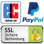 Zahlungsarten Sicherheit